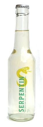 Serpentin-Flasche 2.75dl 13.9% vol